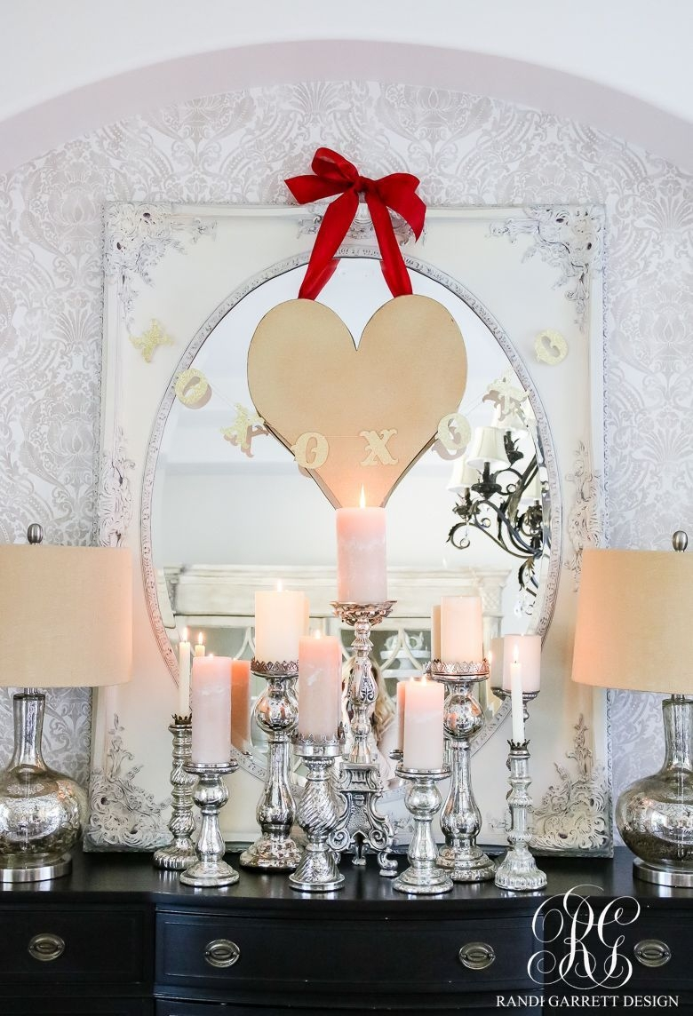 Elegant Diy Home Décor Ideas For Valentines Day32