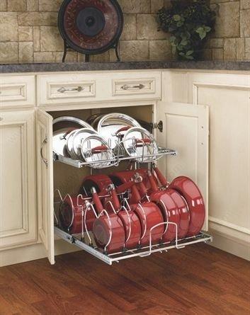 Elegant Kitchen Organization Ideas For Your Kitchen03