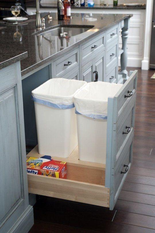 Elegant Kitchen Organization Ideas For Your Kitchen04