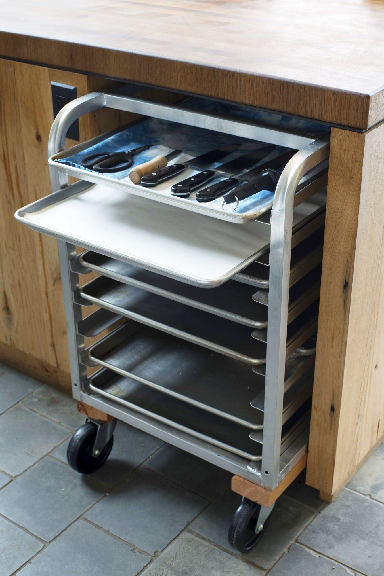 Elegant Kitchen Organization Ideas For Your Kitchen05