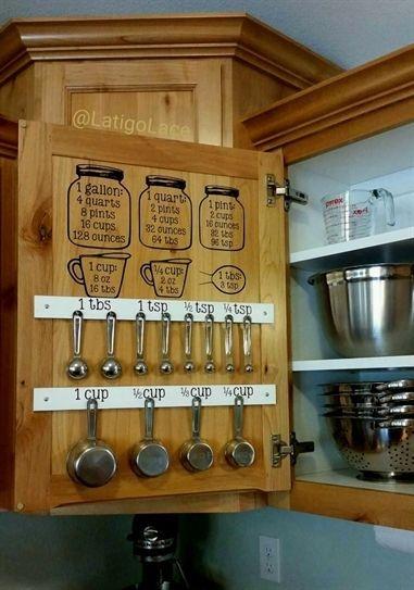Elegant Kitchen Organization Ideas For Your Kitchen10