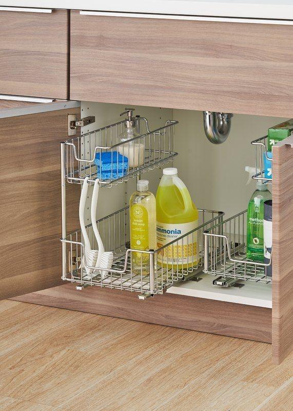 Elegant Kitchen Organization Ideas For Your Kitchen13