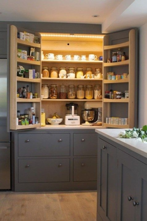 Elegant Kitchen Organization Ideas For Your Kitchen14