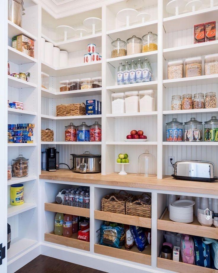 Elegant Kitchen Organization Ideas For Your Kitchen17
