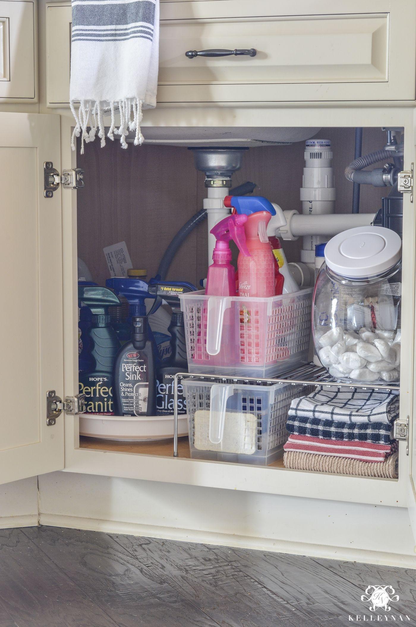 Elegant Kitchen Organization Ideas For Your Kitchen25