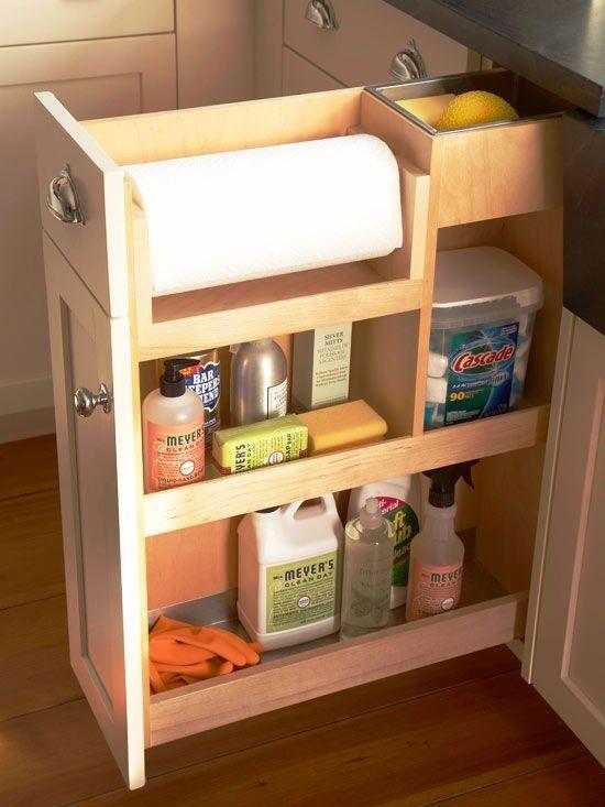 Elegant Kitchen Organization Ideas For Your Kitchen27