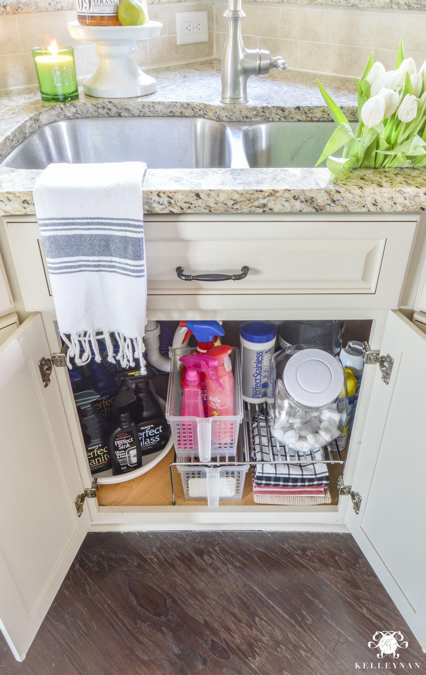 Elegant Kitchen Organization Ideas For Your Kitchen31