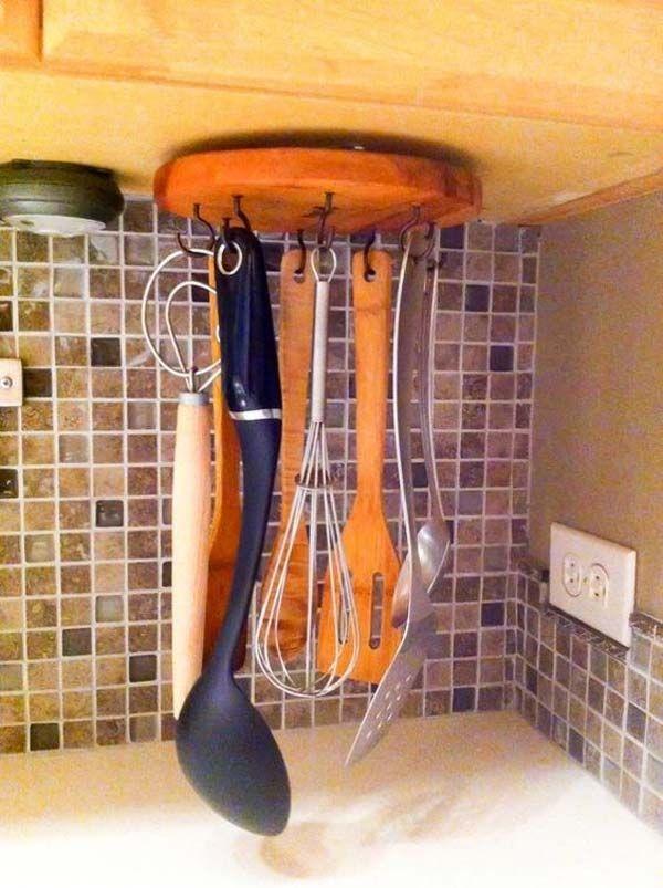 Elegant Kitchen Organization Ideas For Your Kitchen33