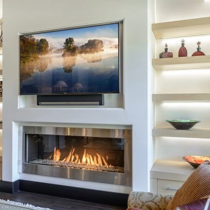 Fabulous Vintage Fireplace Design Ideas10