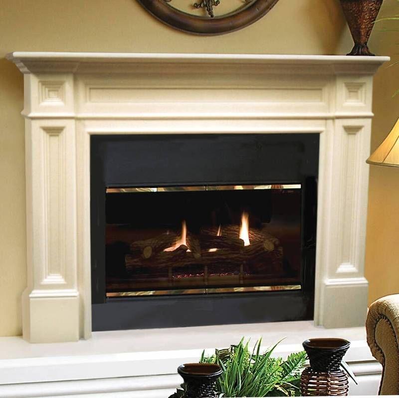 Fabulous Vintage Fireplace Design Ideas21