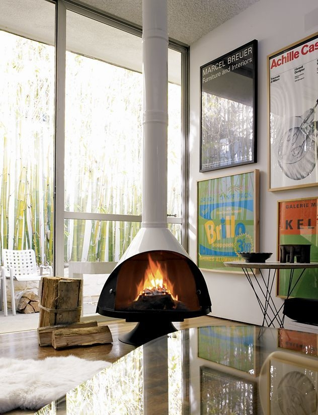 Fabulous Vintage Fireplace Design Ideas23