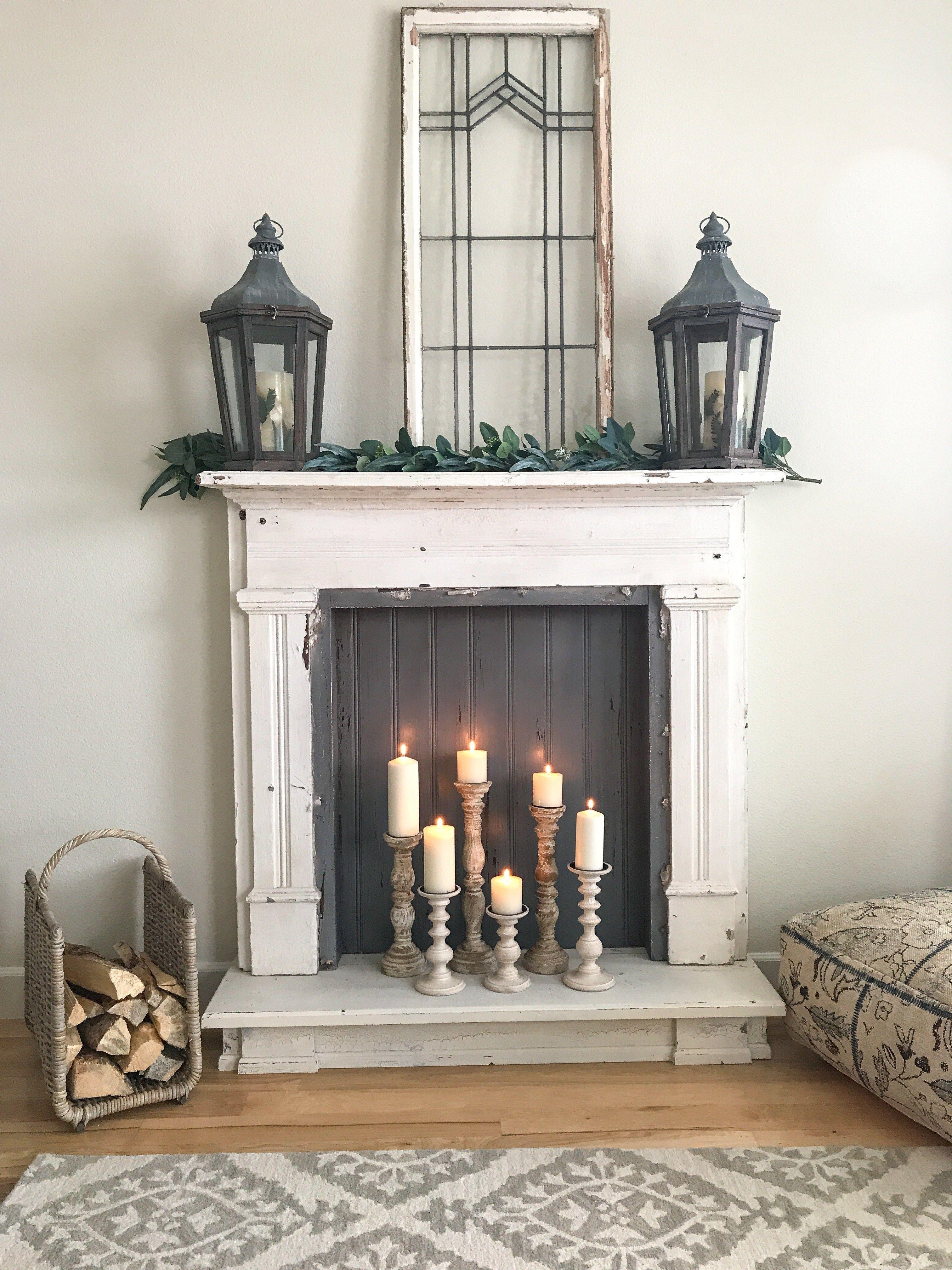 Fabulous Vintage Fireplace Design Ideas27