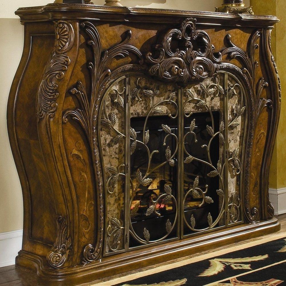 Fabulous Vintage Fireplace Design Ideas30