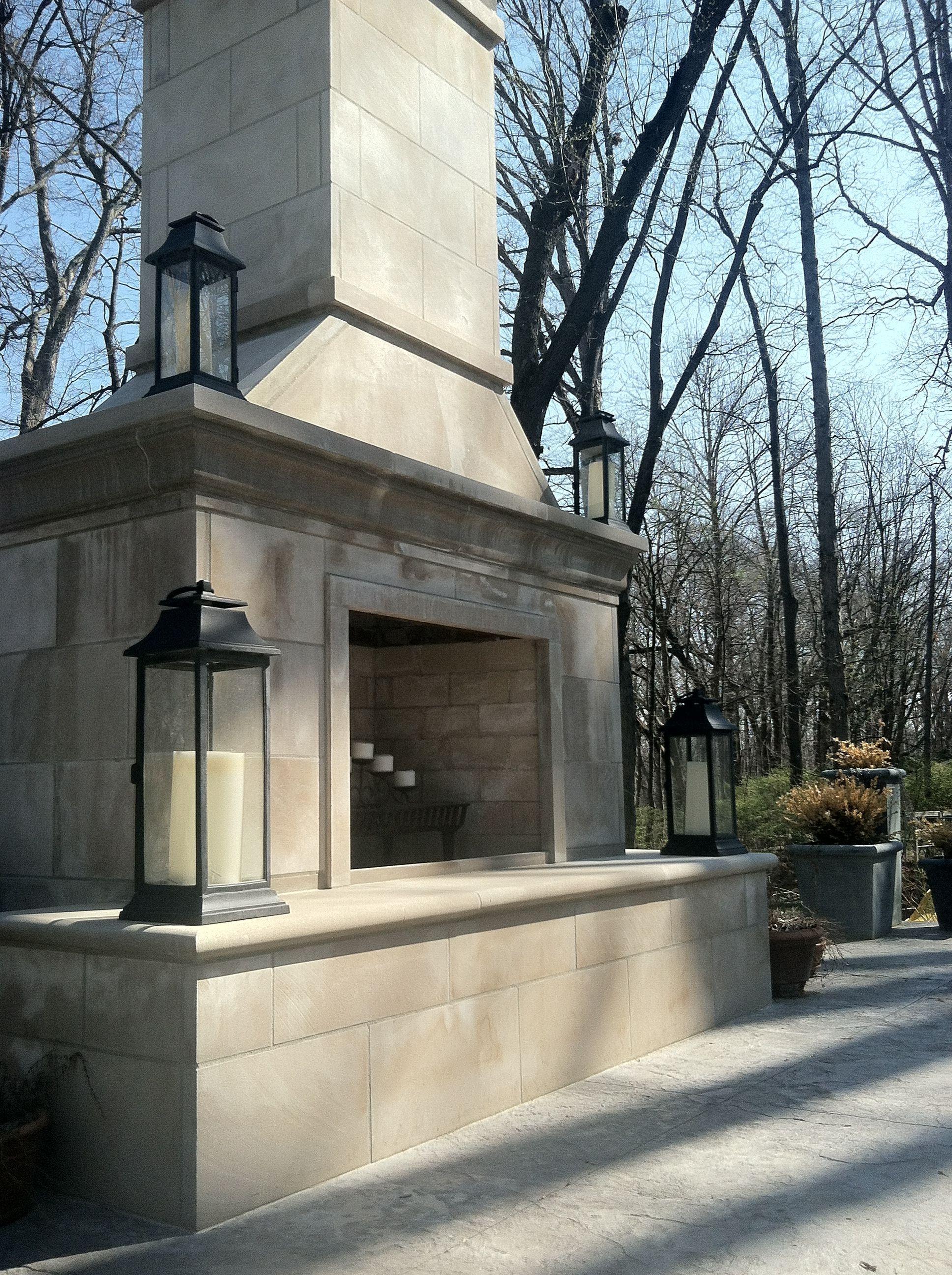 Fabulous Vintage Fireplace Design Ideas34