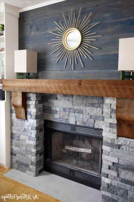 Fabulous Vintage Fireplace Design Ideas36
