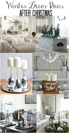 Gorgeous Diy Home Decor Ideas For Winter24