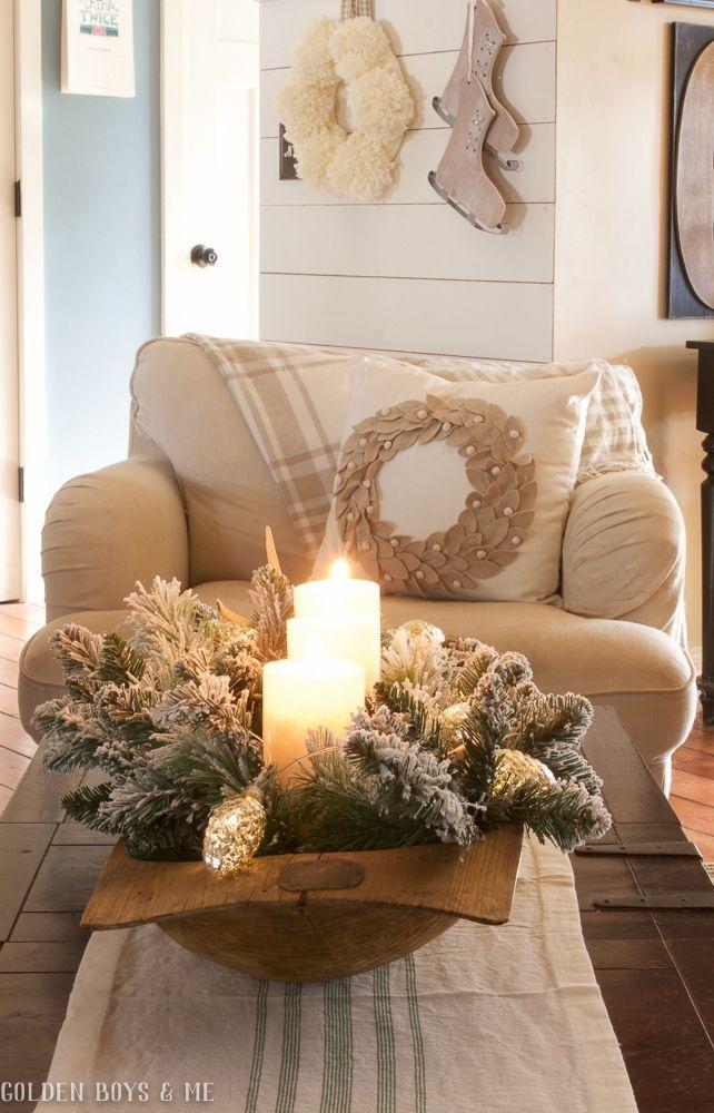 Gorgeous Diy Home Decor Ideas For Winter43