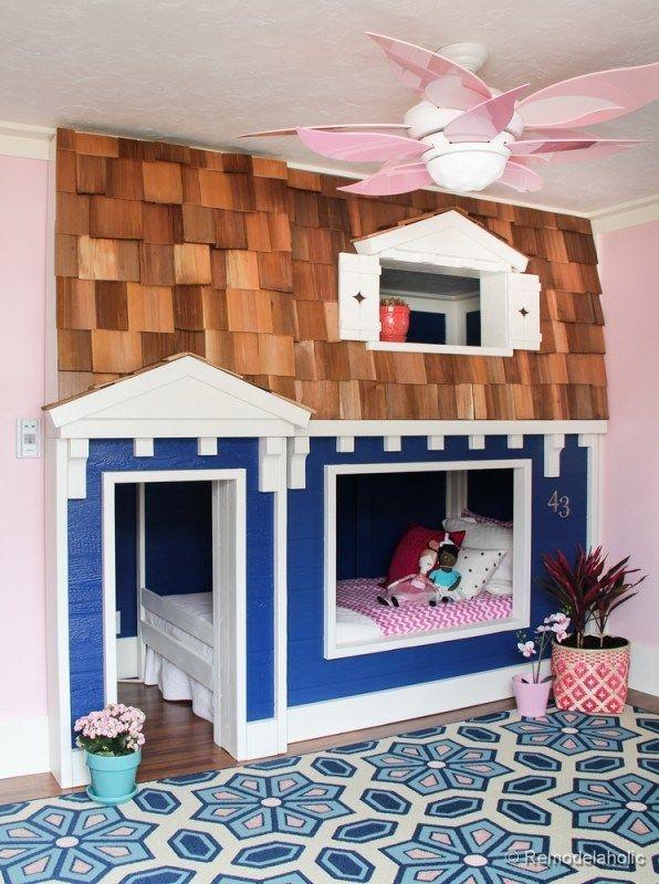 Gorgeous Diy Kids Car Bed Ideas13