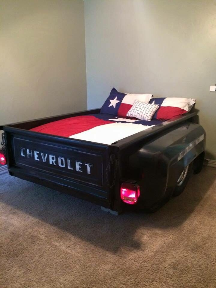 Gorgeous Diy Kids Car Bed Ideas18