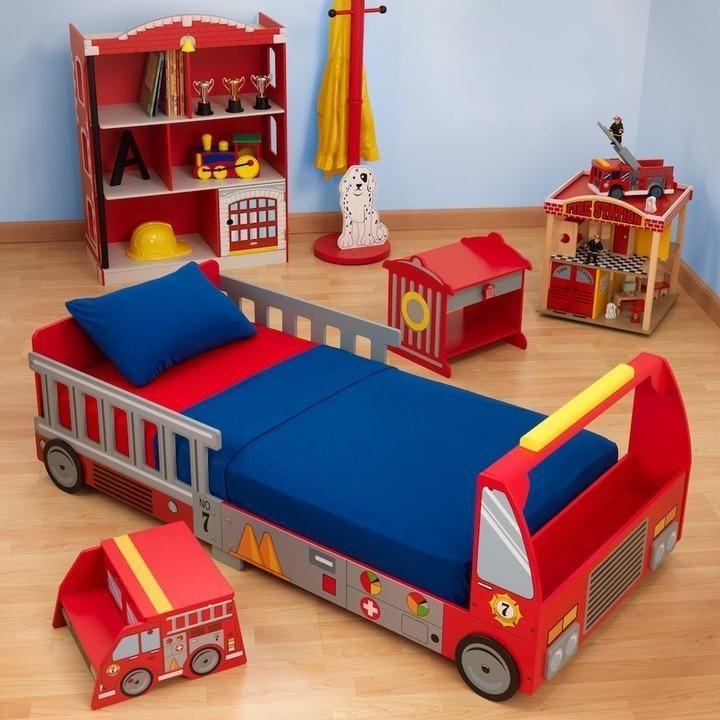 Gorgeous Diy Kids Car Bed Ideas24