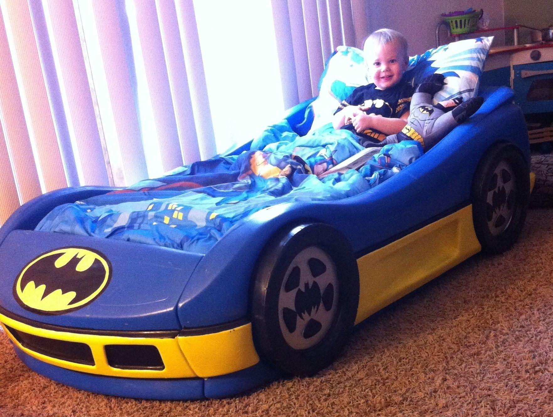 Gorgeous Diy Kids Car Bed Ideas27