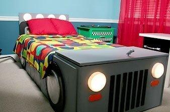 Gorgeous Diy Kids Car Bed Ideas28