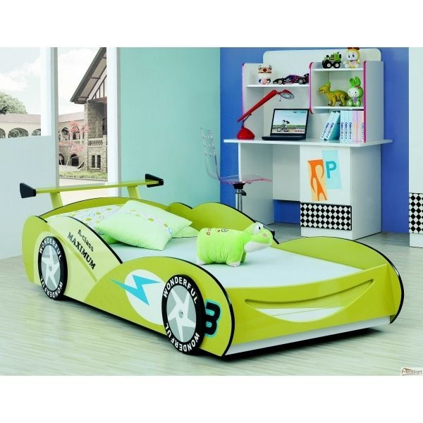 Gorgeous Diy Kids Car Bed Ideas38