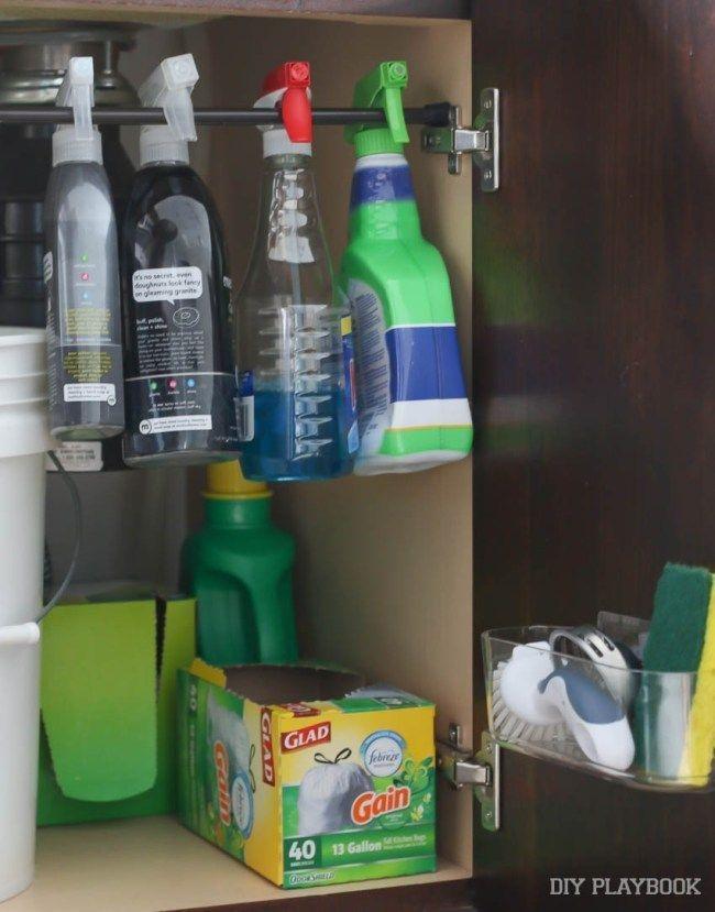 Impressive Diy Ideas For Kitchen Storage12