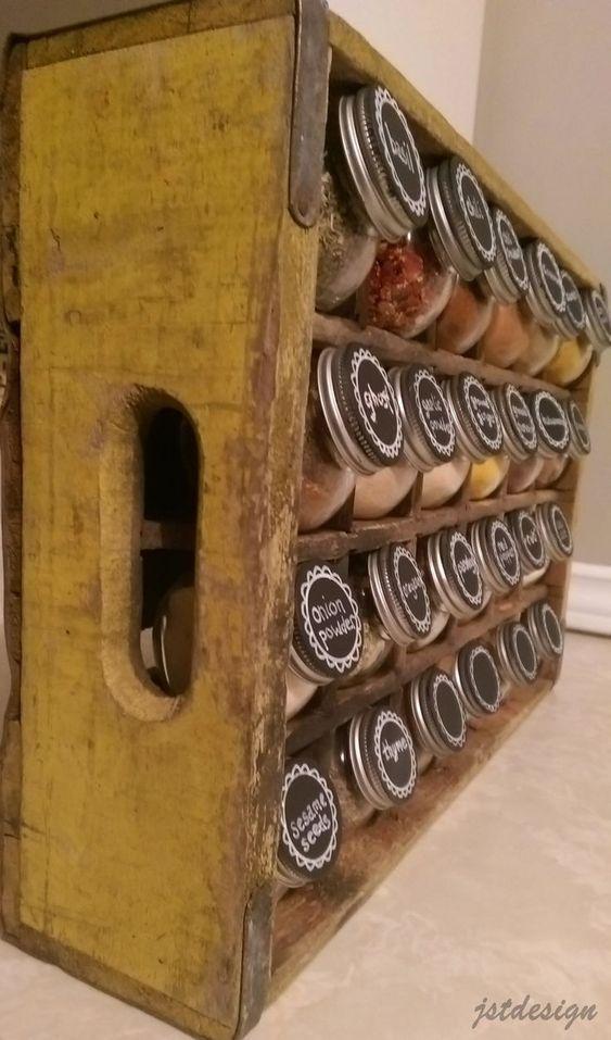 Impressive Diy Ideas For Kitchen Storage20