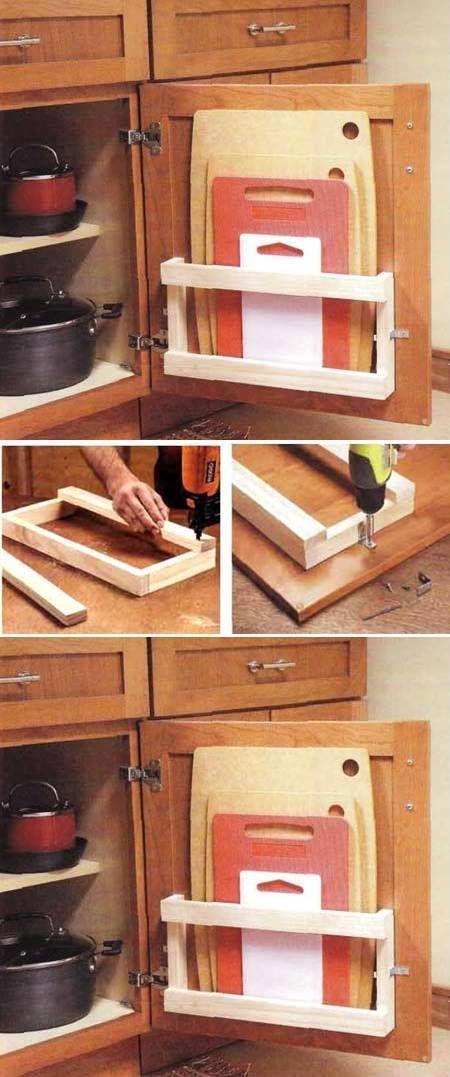 Impressive Diy Ideas For Kitchen Storage29