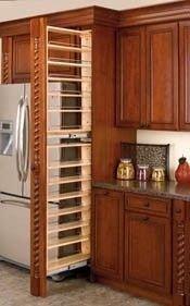 Impressive Diy Ideas For Kitchen Storage36