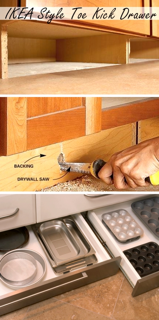 Impressive Diy Ideas For Kitchen Storage37