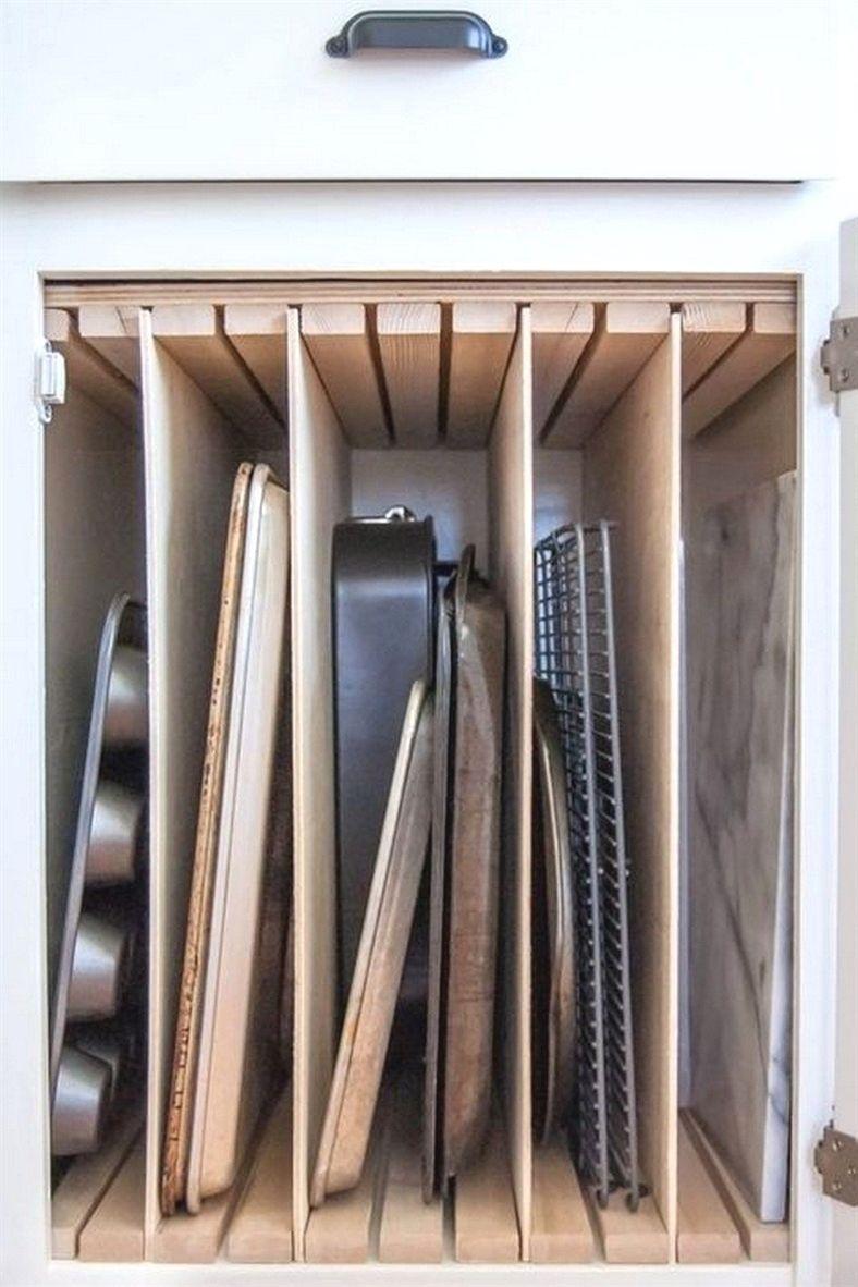 Impressive Diy Ideas For Kitchen Storage44