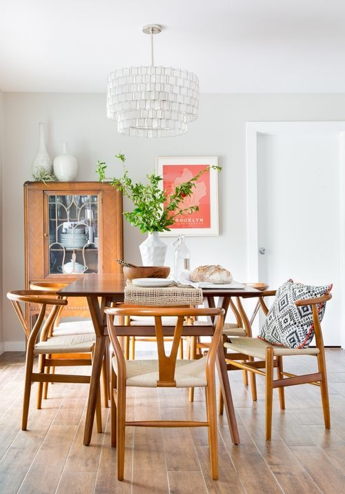 Impressive Mid Century Dining Room Design Ideas01