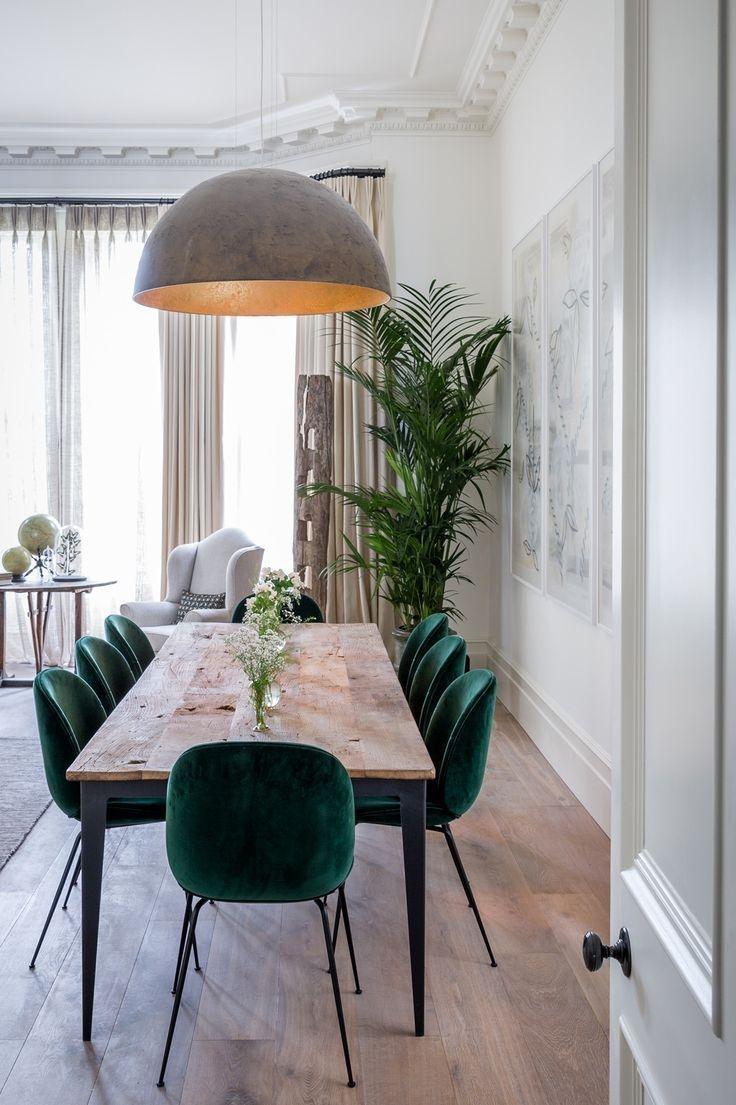 Impressive Mid Century Dining Room Design Ideas02
