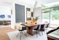 Impressive Mid Century Dining Room Design Ideas07