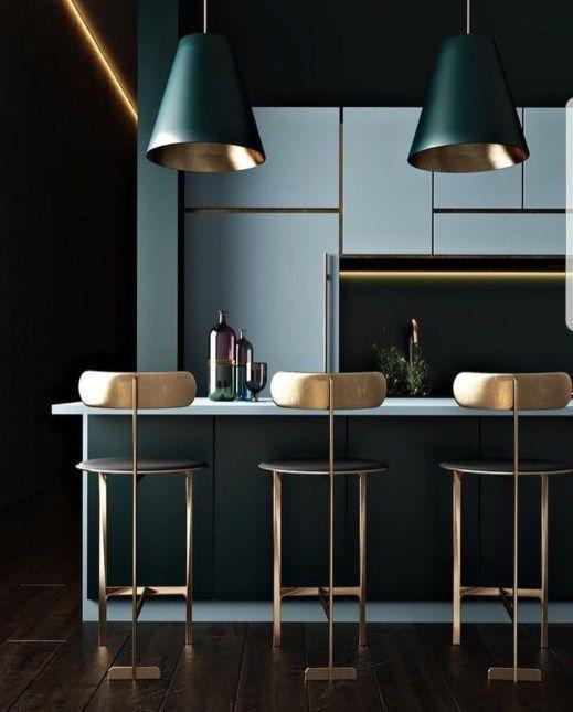 Impressive Mid Century Dining Room Design Ideas08