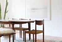 Impressive Mid Century Dining Room Design Ideas14