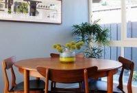 Impressive Mid Century Dining Room Design Ideas18