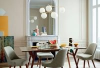 Impressive Mid Century Dining Room Design Ideas22