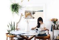Impressive Mid Century Dining Room Design Ideas23