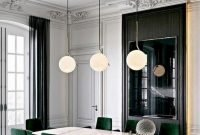 Impressive Mid Century Dining Room Design Ideas25