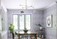 Impressive Mid Century Dining Room Design Ideas35