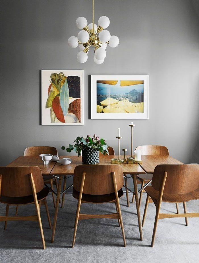 Impressive Mid Century Dining Room Design Ideas39