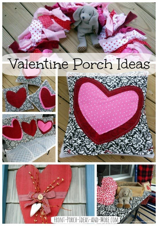 Inspiring Diy Outdoor Decorations Ideas For Valentine'S Day08