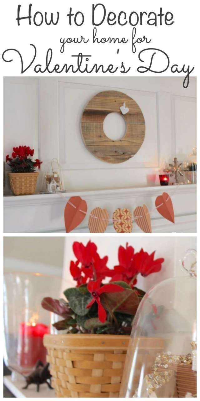 Inspiring Diy Outdoor Decorations Ideas For Valentine'S Day20