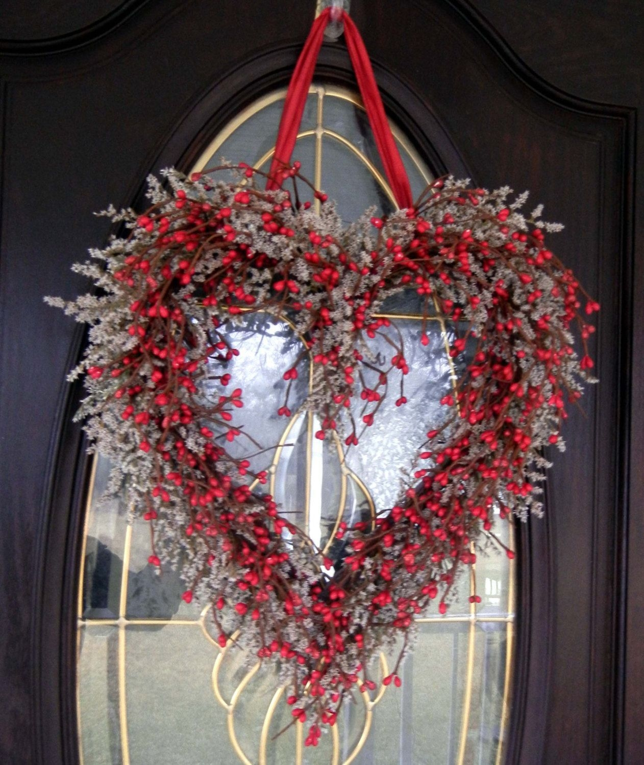 Inspiring Diy Outdoor Decorations Ideas For Valentine'S Day41