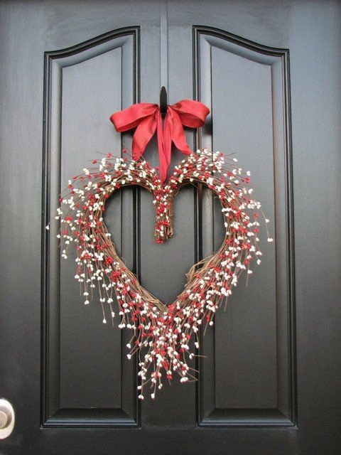 Inspiring Exterior Decoration Ideas For Valentines Day41