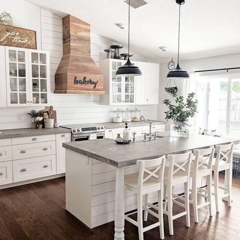 Magnificient Farmhouse Kitchen Design Ideas03