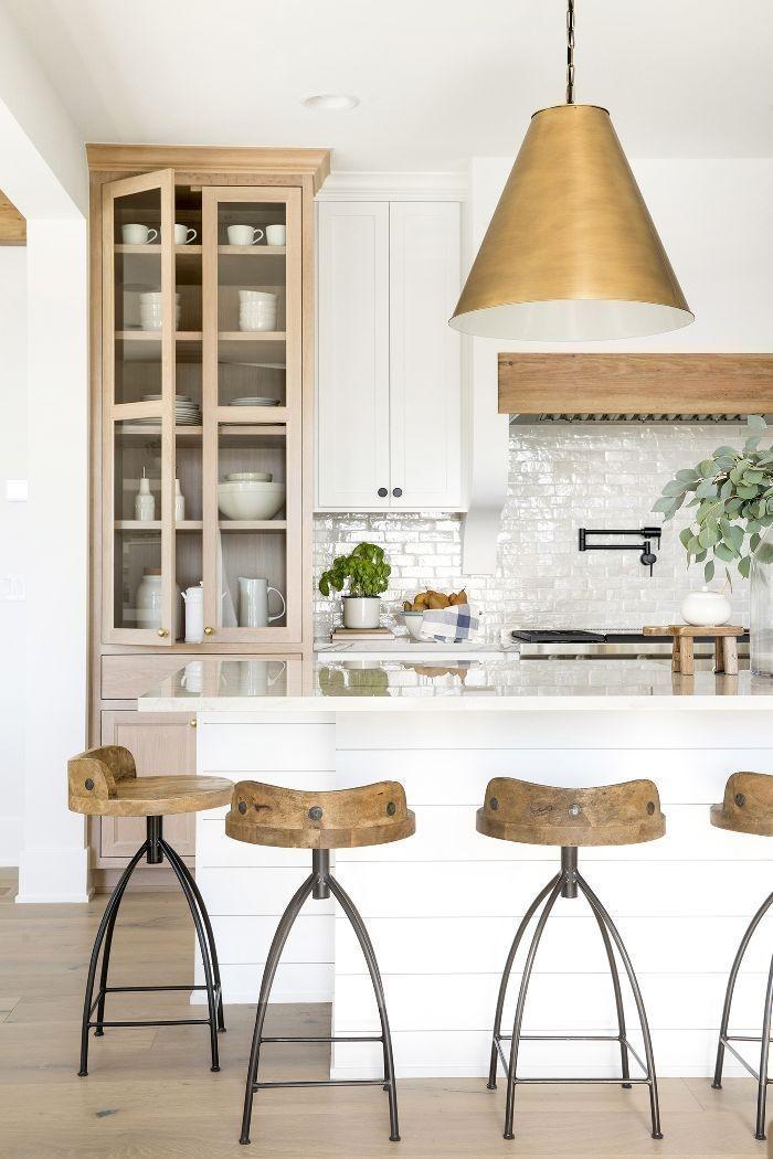 Magnificient Farmhouse Kitchen Design Ideas04